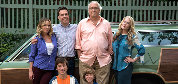 First Official Photos From 'Vacation' Reboot