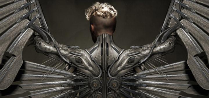 X-Men: Apocalypse: Ben Hardy Confirmed as Angel, Concept Art Revealed