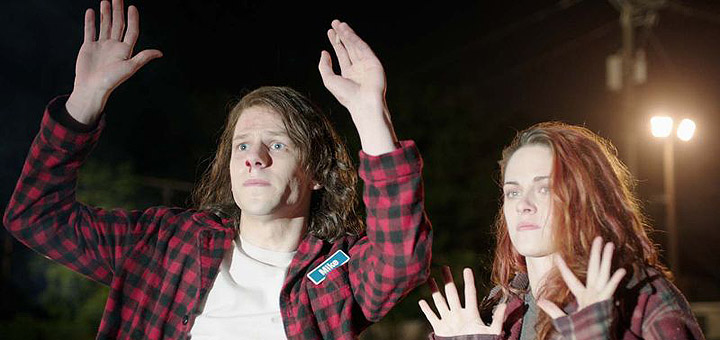 Red Band Trailer for American Ultra