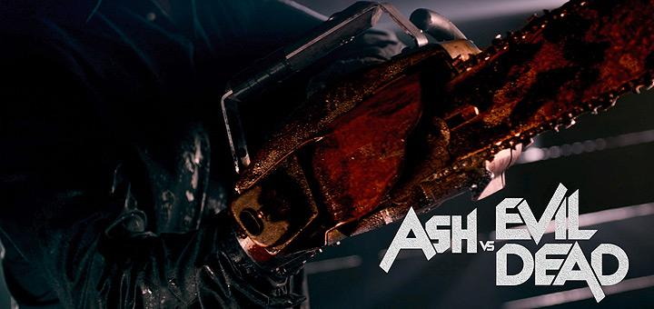 Ash vs Evil Dead Teaser Trailer 2 Released