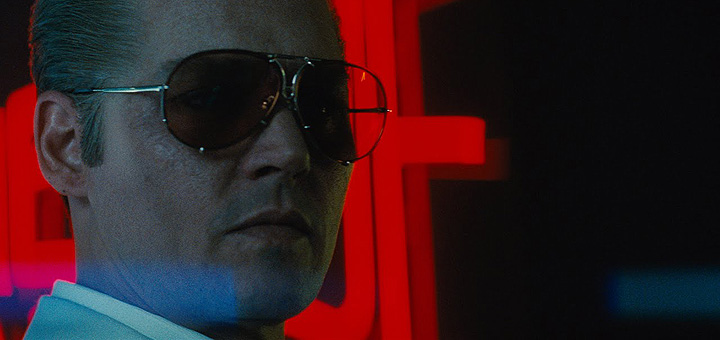 Black Mass Trailer 2 Hits, Starring Johnny Depp