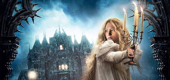 Full Trailer for Guillermo del Toro's Crimson Peak
