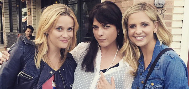 Reese Witherspoon Has Cruel Intentions Reunion With Sarah Michelle Gellar and Selma Blair
