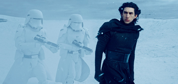Star Wars: The Force Awakens Vanity Fair Photos and Details