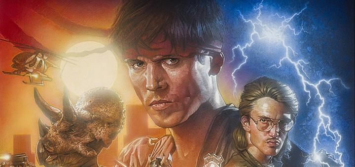 Watch the Full Kung Fury Official Short Film!