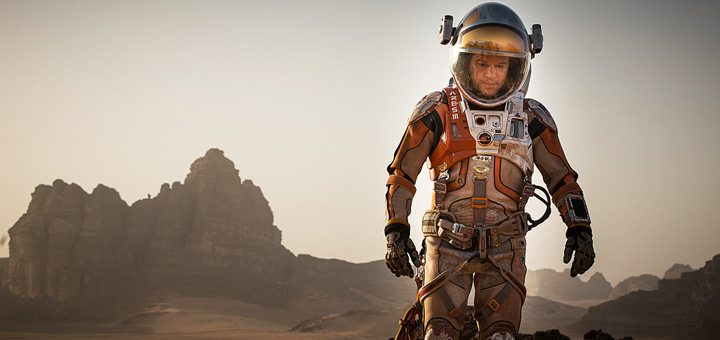 The Martian Trailer and Poster Are Here!