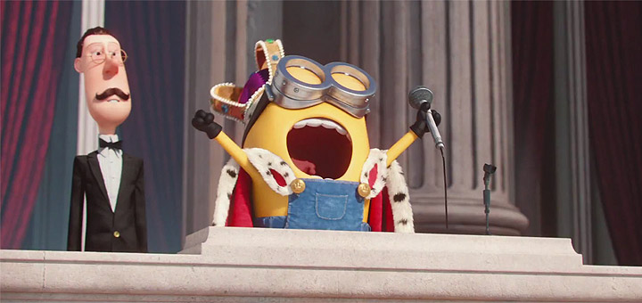 New Minions Trailer Has Arrived