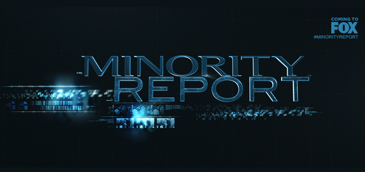 Minority Report Series (TV Series)