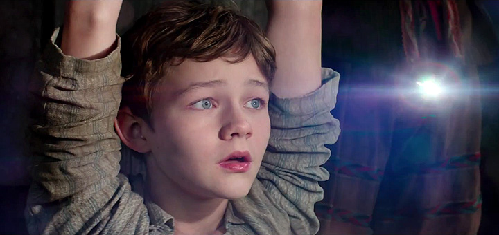 Watch the New 'Pan' Trailer, Starring Hugh Jackman