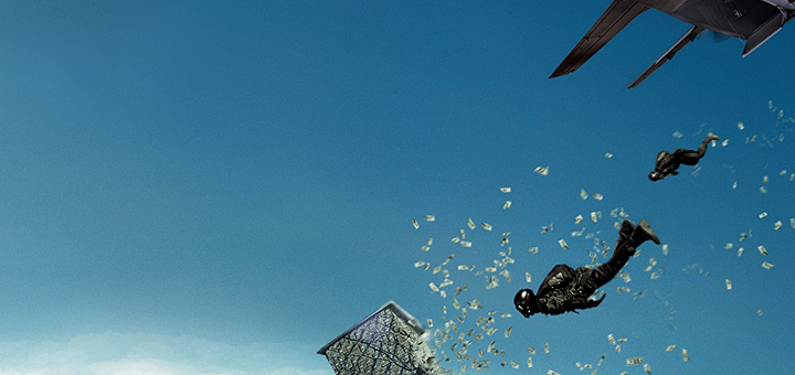 Defy Gravity With the Point Break Featurette