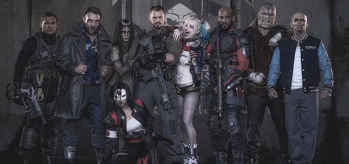 Suicide Squad: Harley Quinn and Deadshot Revealed