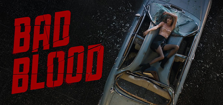 Taylor Swift's Bad Blood Music Video and Character Posters