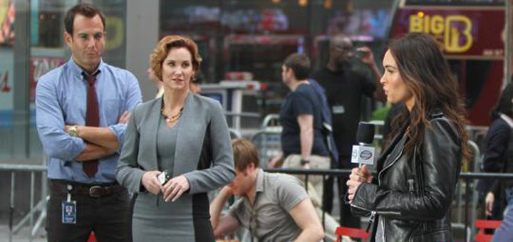 TMNT 2: Original April O'Neil Actress Spotted on Set