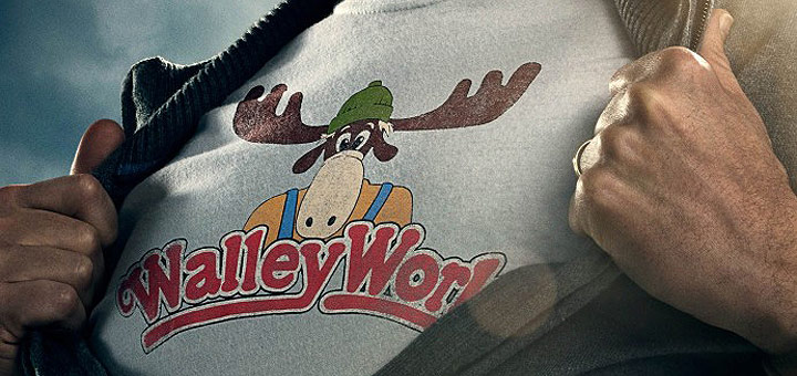 Vacation Poster: Rusty Griswold is Ready for Walley World