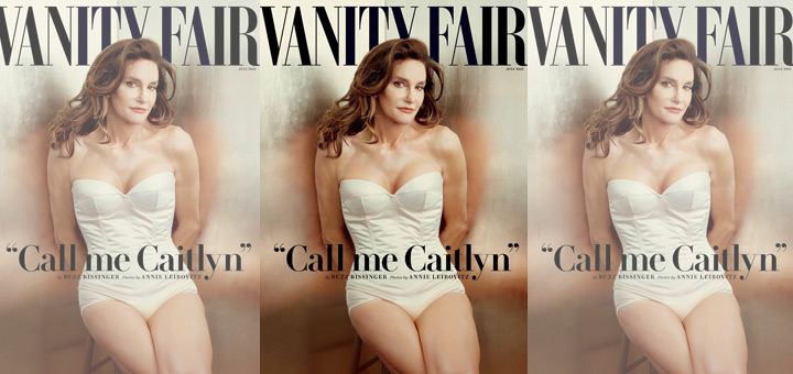 Bruce Jenner Covers Vanity Fair as Caitlyn – Photo and Video