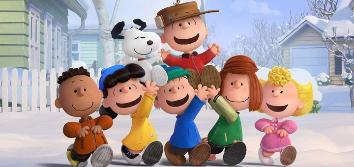 Full Trailer for 3D Animated 'Peanuts Movie'