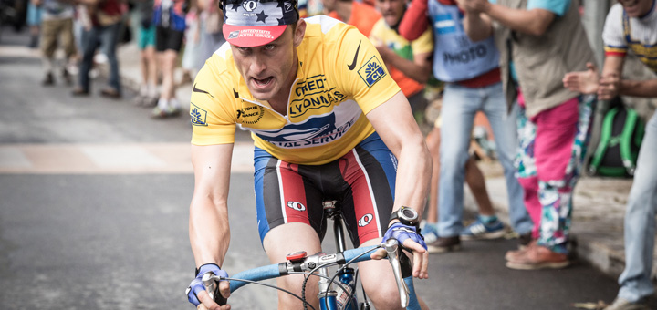 Trailer for Lance Armstrong Biopic The Program