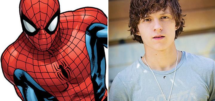 Tom Holland is Marvel's Spider-Man; Jon Watts to Direct