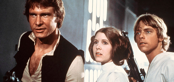 Guess Where an Original Star Wars Script was Discovered