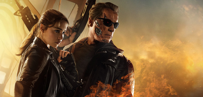 Video: James Cameron Reviews Terminator Genisys