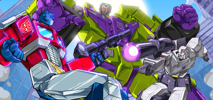 Transformers: Devastation Video Game Teaser Trailer