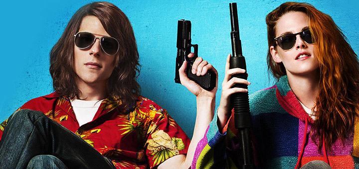 American Ultra Trailer 2 Hits