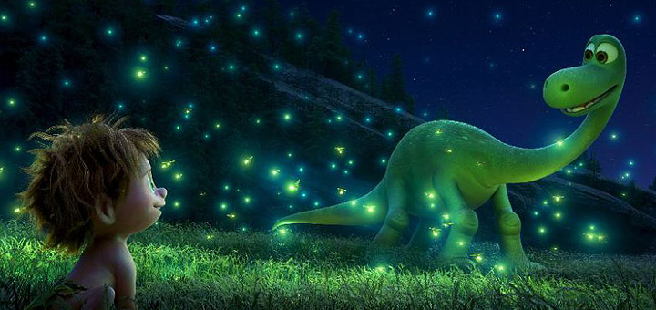 New Trailer for Disney Pixar's The Good Dinosaur