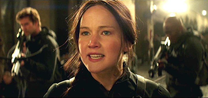 Watch the New Hunger Games: Mockingjay Part 2 Trailer