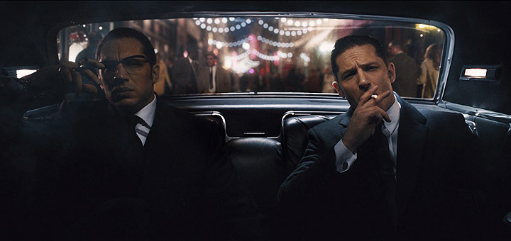 Legend Trailer Starring Tom Hardy