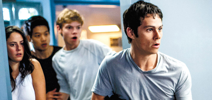Second Trailer for Maze Runner: The Scorch Trials