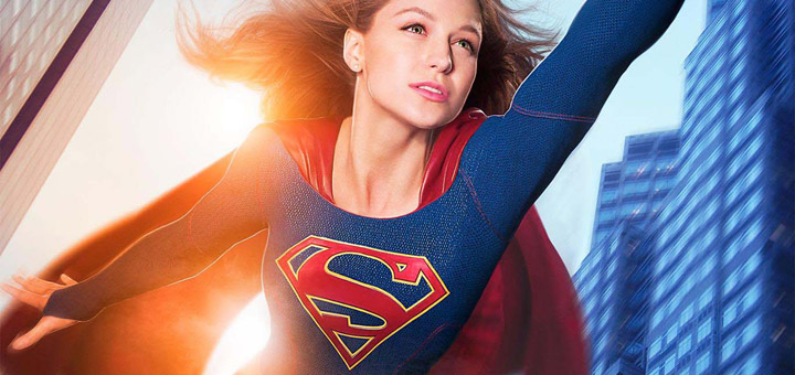 Supergirl Soars In New Poster