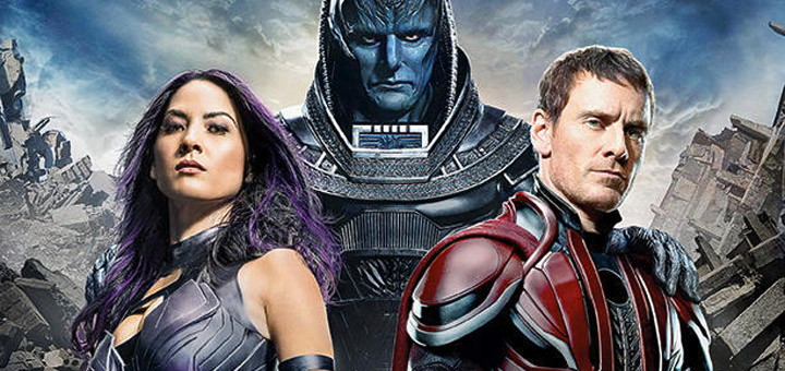 First Look: X-Men: Apocalypse