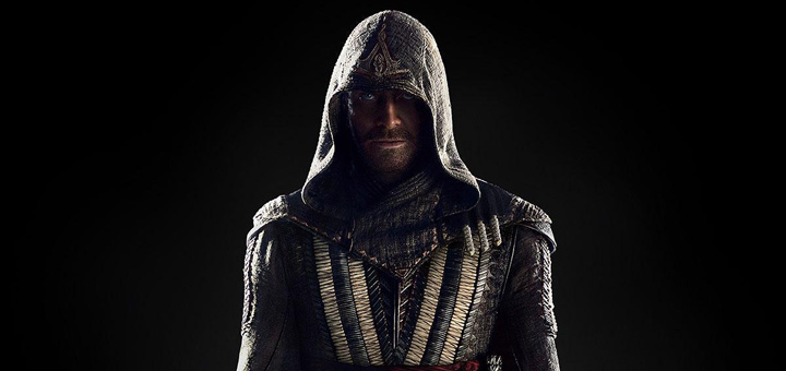 First Look: Michael Fassbender in Assassin's Creed