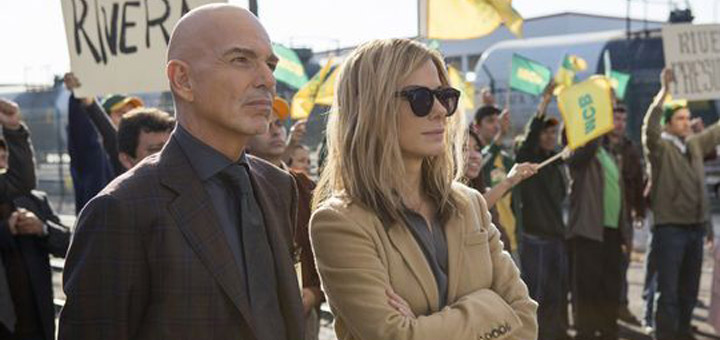 First Trailer for 'Our Brand is Crisis', Starring Sandra Bullock
