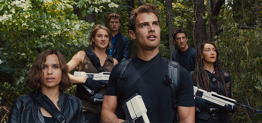 Watch the First The Divergent Series: Allegiant Trailer