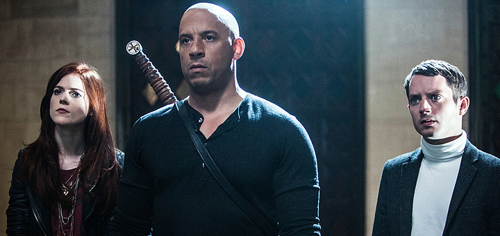 New Trailer for The Last Witch Hunter, Starring Vin Diesel