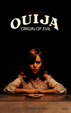 Ouija 2 movie poster