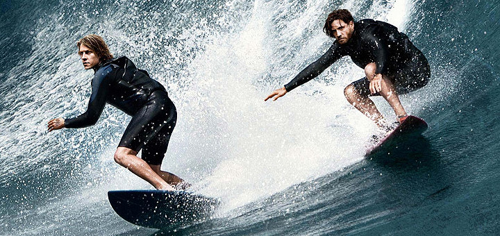 Watch the New Trailer for the Point Break Remake