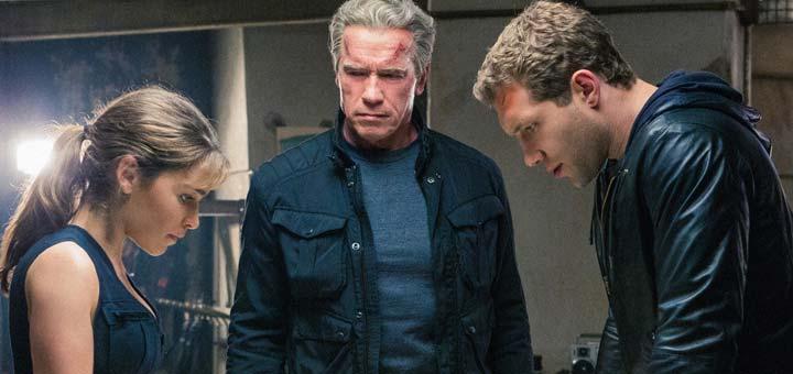 Terminator Genisys Blu-ray Details