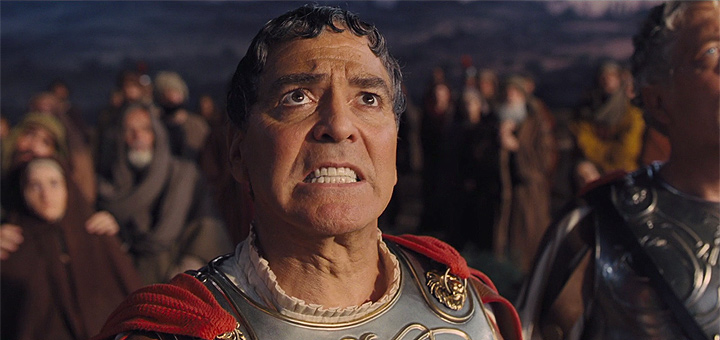 Hail Caesar Trailer, Starring Josh Brolin and George Clooney