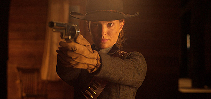 Jane Got a Gun Trailer and Poster, Starring Natalie Portman