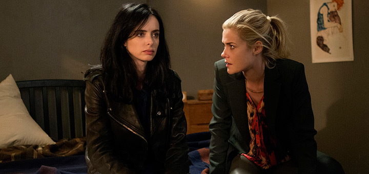 Marvel's Jessica Jones Full-Length Trailer and Poster Arrive