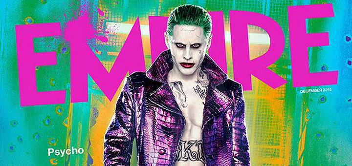 New Suicide Squad Photos: Empire Goes Behind-the-Scenes