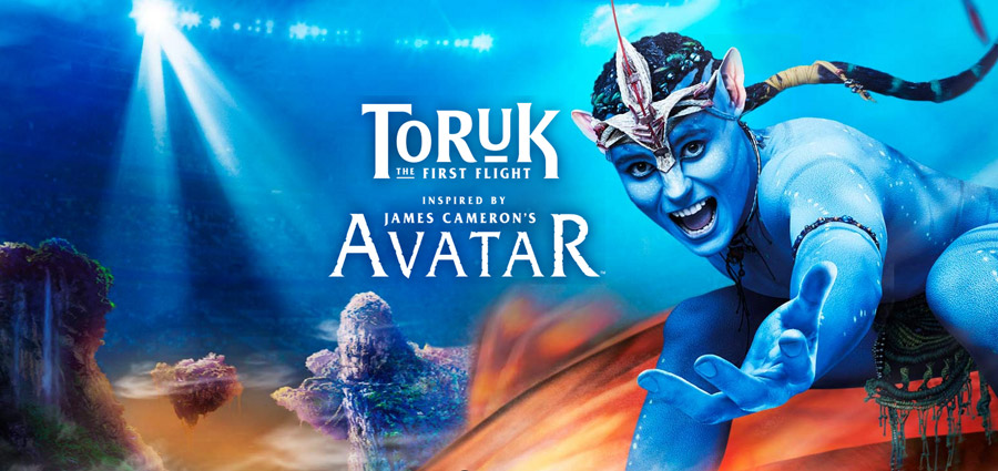 Cirque du Soleil's Avatar Show Announces Tour Dates