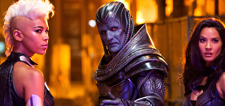 X-Men: Apocalypse Official Plot Revealed