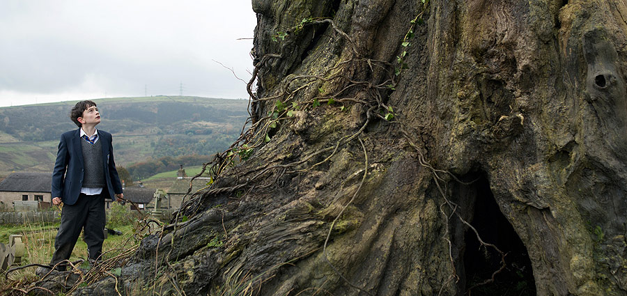 A Monster Calls Trailer: Liam Neeson is a Storytelling Tree Monster