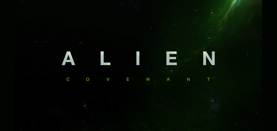 Alien: Covenant Title and Banner Debut