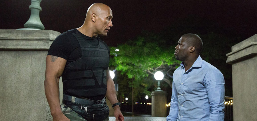Central Intelligence Trailer and Poster: Dwayne Johnson Recruits Kevin Hart