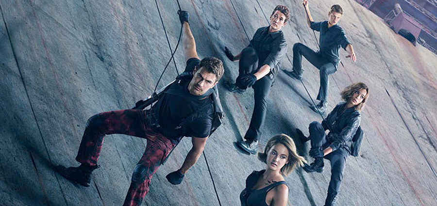 The Divergent Series: Allegiant Trailer and Posters Released