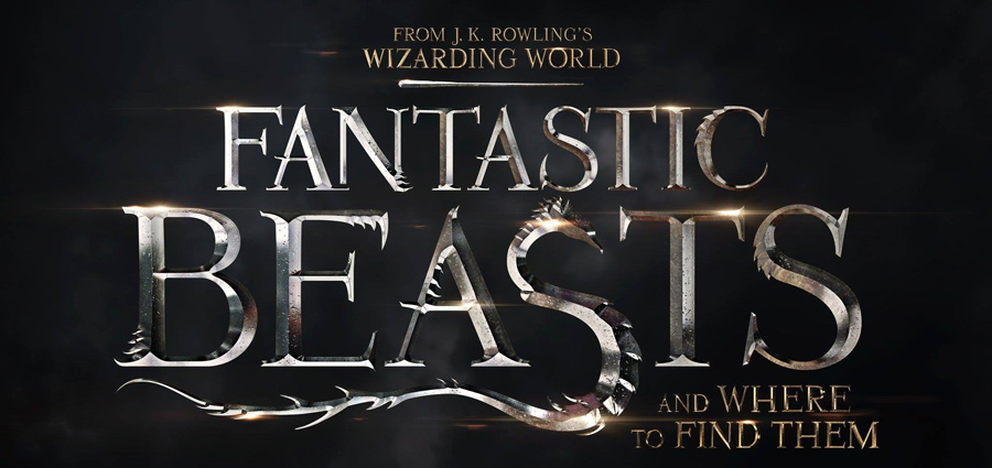 Fantastic Beasts and Where to Find Them Movie Logo Revealed
